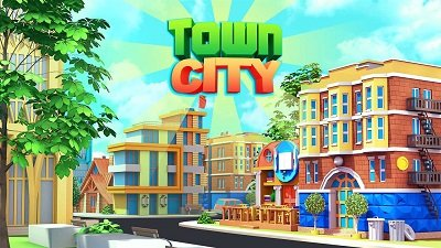 Town City - Village Building Sim Paradise
