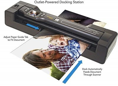 Vupoint ST470 Magic Wand Portable Scanner