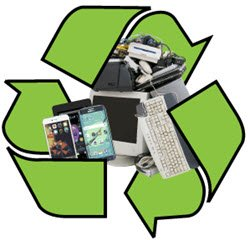 dispose of electronic devices