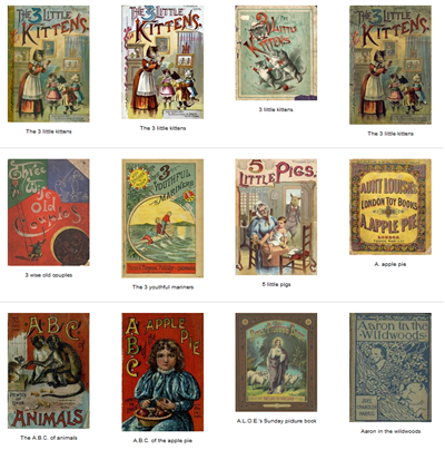 Historical Childrens Literature and Books