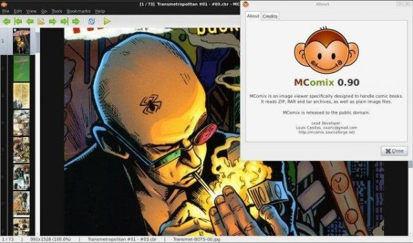Comic Book Readers for Windows