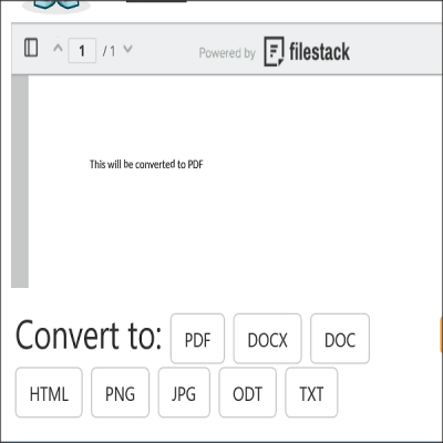 convert file from one format to another format