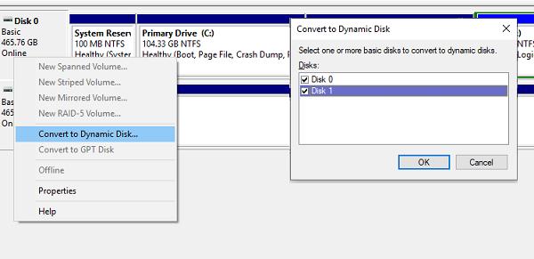 Mirror Boot Hard Drive for UEFI