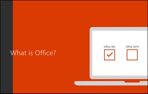 difference between Microsoft Office and Office 365