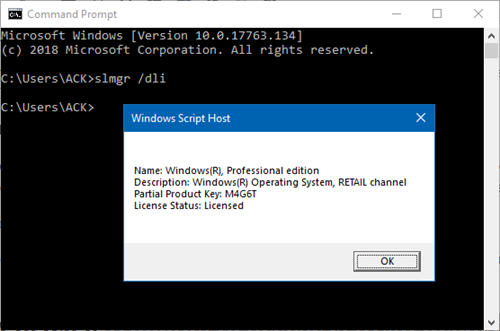 check if windows 7 serial number is valid