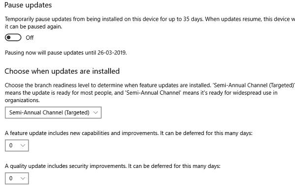 Should you install Windows 10 Updates
