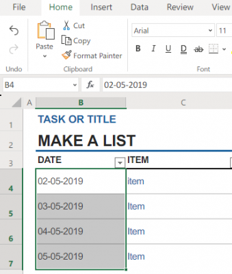 Microsoft Excel time saving tricks for fast working