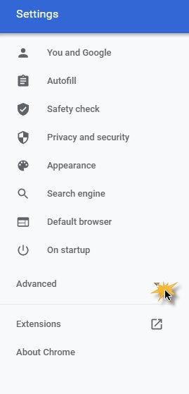 hardware acceleration in Chrome