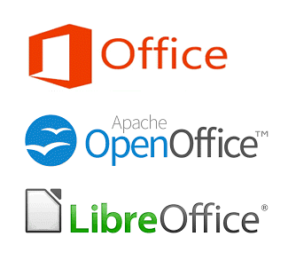 Microsoft Office vs Open Office vs LibreOffice