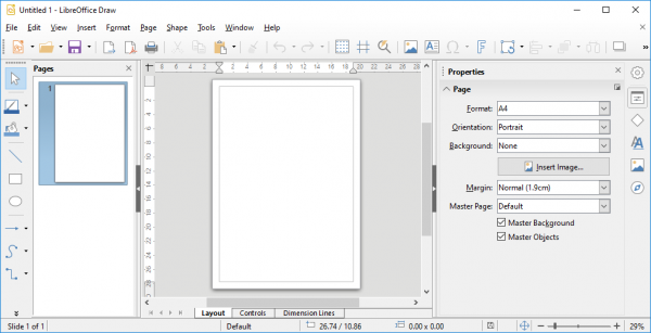 is a pop productivity software as well as a  LibreOffice Review: Productivity software  costless alternative to Office