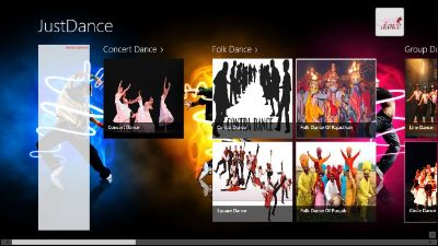 Just Dance App Microsoft Store