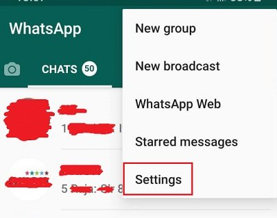 Prevent someone from adding you on WhatsApp group