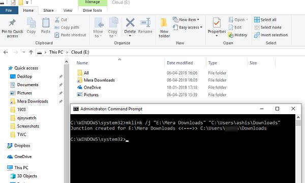 Rename Quick Access folders in Windows 10