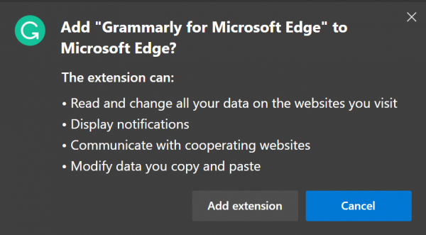 The Chromium engine powers the novel Microsoft Edge browser How to manage, add, take Extensions inward novel Microsoft Edge browser