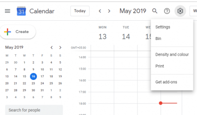Gone are those days when yous used to give-up the ghost on a dairy to catalog planned events How to plough off or modify Notifications for Google Calendar