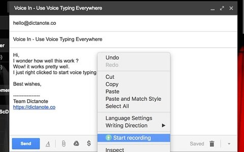 It is a unanimously accepted fact that nosotros tin beak much faster than nosotros tin type How to enable Voice Typing Everywhere inward Google Chrome