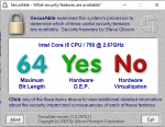 How to find If your Computer supports Intel VT-X or AMD-V in Windows 10