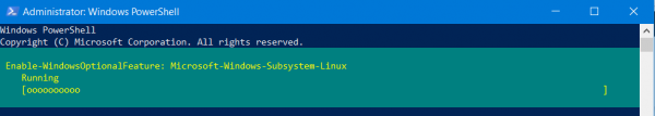 it is obvious that ane must upgrade to WSL  How to install Windows Subsystem for Linux ii on Windows 10