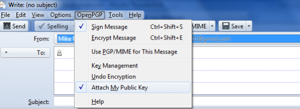 It is used past times many people as well as has numerous add together How to Encrypt as well as Digitally Sign a Thunderbird email