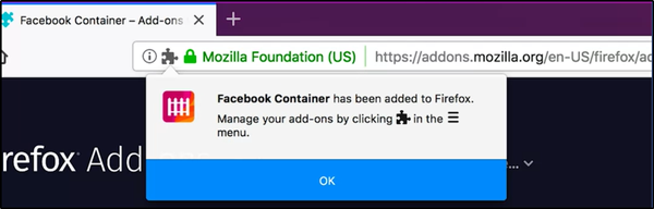 Mozilla Firefox is non exactly a browser anymore Lockwise, Monitor, Facebook Container, Enhanced Tracking Protection on Firefox