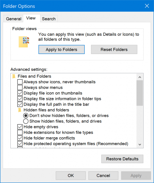 is the ultimate tool for browsing files on storage on a Windows  How to disable File Grouping inwards Explorer on Windows 10