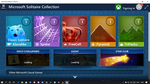 uninstall Microsoft Solitaire Collection