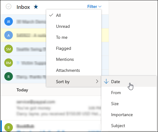 Outlook.com is not receiving or sending emails