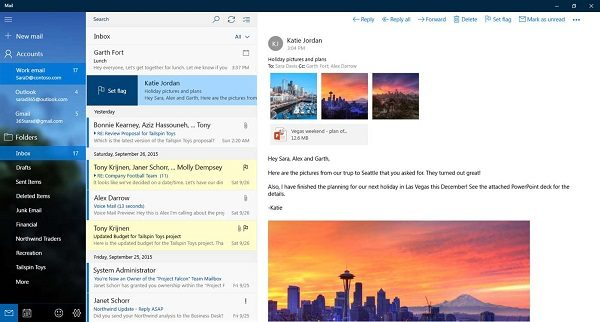 Best Free Email Clients For Windows 10 Pc