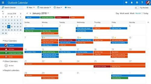 is a pop calendaring sorcerer that enables yous to tape upcoming events in addition to appointmen Best gratuitous Google Calendar alternatives for Windows PC