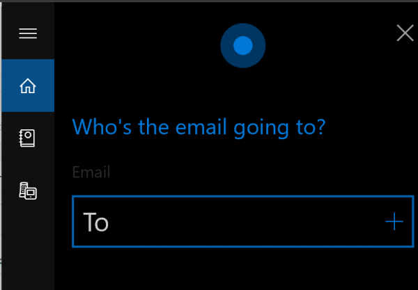 Mail and Calendar integration with Cortana not working