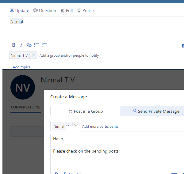 How to use Yammer — Beginners Guide