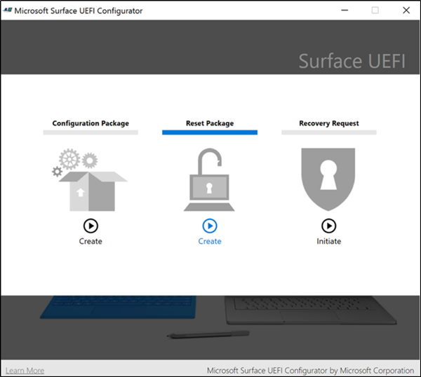 How to unenroll Microsoft Surface from SEMM