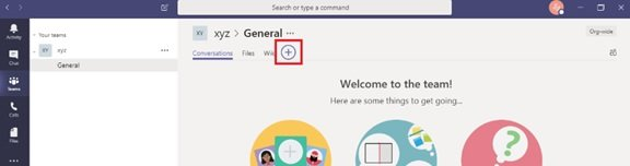 How to add and use OneNote notebook to Microsoft Teams