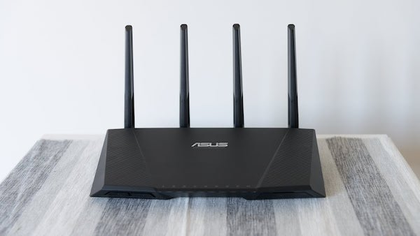 update the router firmware