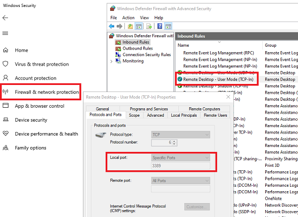 Password may have expired, Remote PC might not accept blank passwords