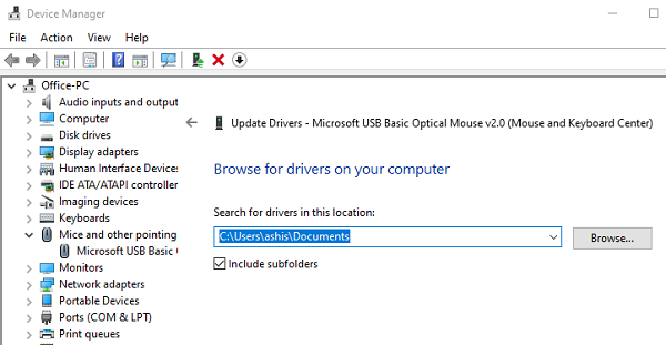 Browser Drivers in Windows 10 to Install