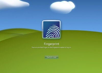 Cannot log in with Fingerprint in Windows 10 joined to a Domain