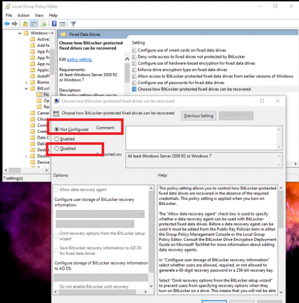 Fix 0X8031002C Error OneDrive Personal Vault