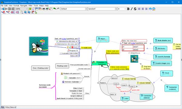 free mind mapping software windows 10