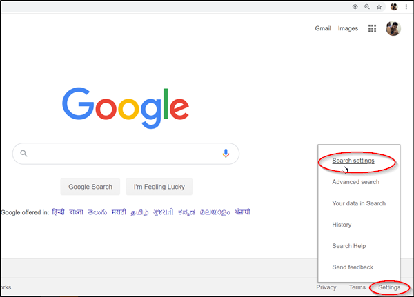 Get more than 10 results on a single Google Search Page