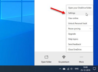 How to use OneDrive to access your files on your Windows 10 PC