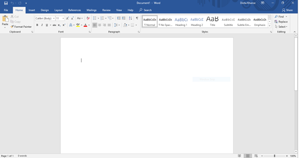 Microsoft Word tutorial for beginners - Guide on how to use it