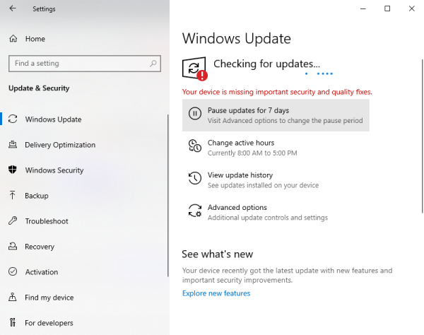 Should you install Windows Updates in Safe Mode?