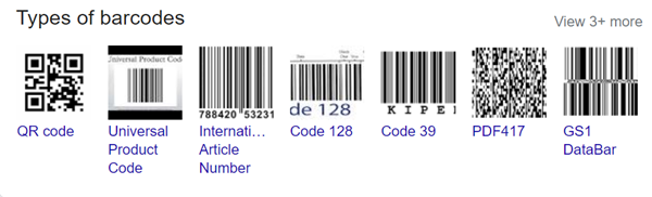 Barcode technology