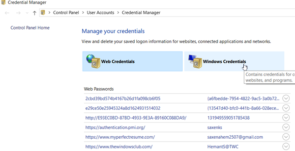 OneDrive error - You're syncing a different account