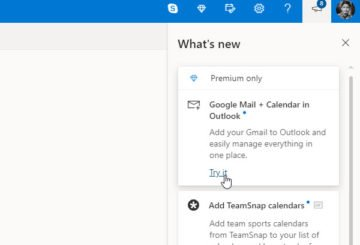 How to add Gmail account in Outlook.com