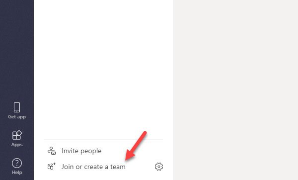 How to create a private team in Microsoft Teams