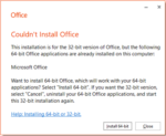 Install & use different versions of Office on the same computer