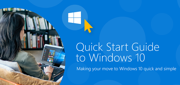 Microsoft Windows 10 Start Guide