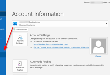 Stop Outlook from saving Sent Items